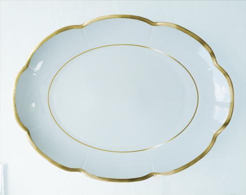 $685.00 Oval platter large