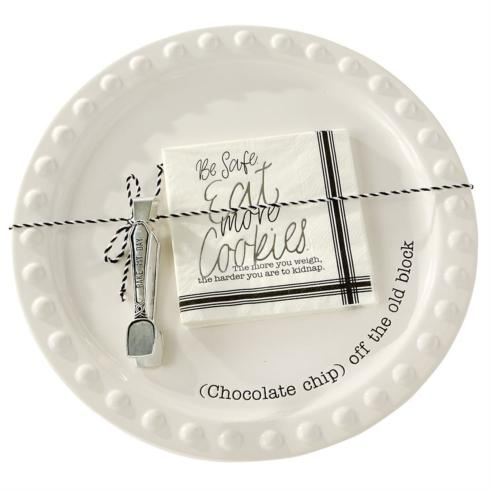 Cookie Plate Serving Set collection with 1 products