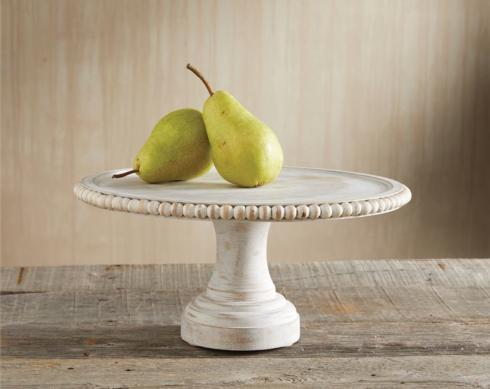 Beaded Cake Stand collection with 1 products