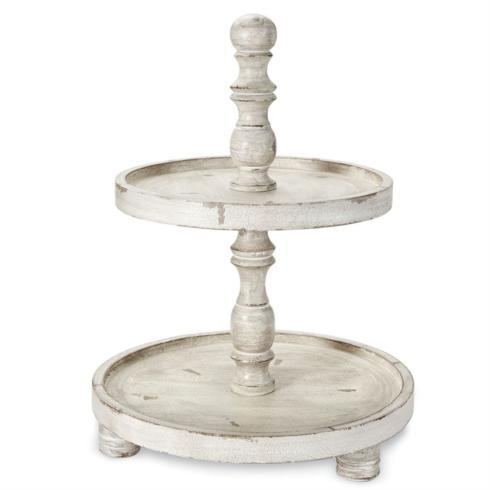 Ivory Tiered Server collection with 1 products