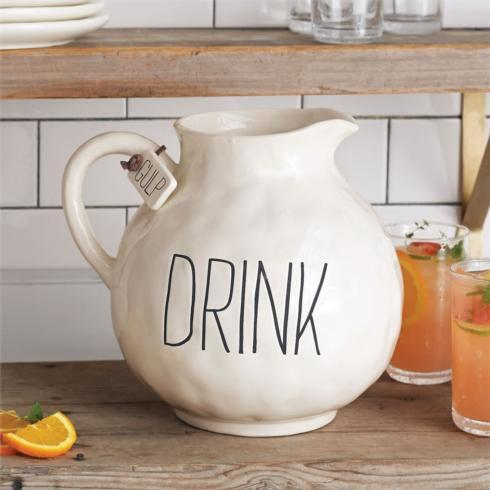 $48.00 Drink & Gulp Pitcher