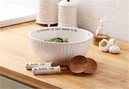 $57.00 Salad Bowl Set