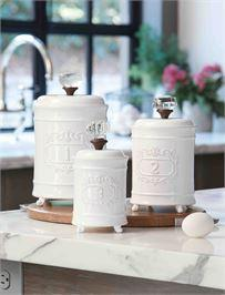 Mudpie   Canister Set $104.00