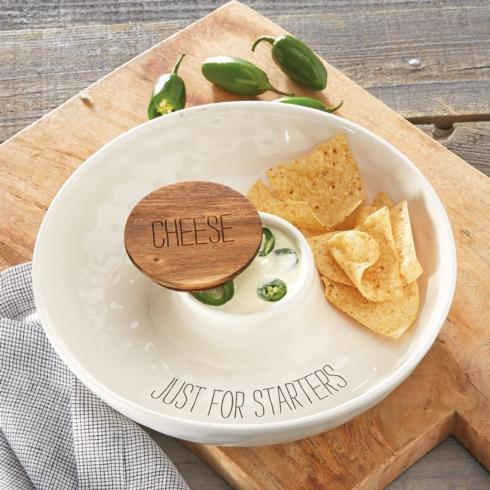 Cheese Dip Server collection with 1 products