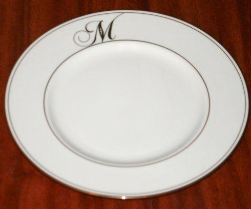 federal gold accent plate