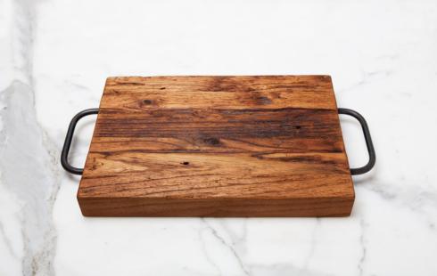 $110.00 Europe2you Farmhouse Cutting Board w/handles