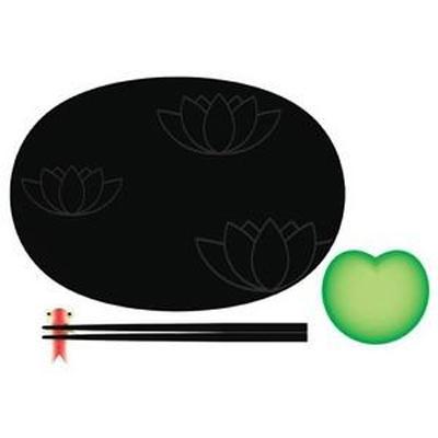 $105.00 Lily Pond Sushi Set