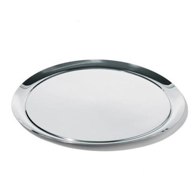 "$140.00 Nouvel Round Tray 16.5"" D"