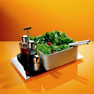 $433.00 Programma Salad Serving Set