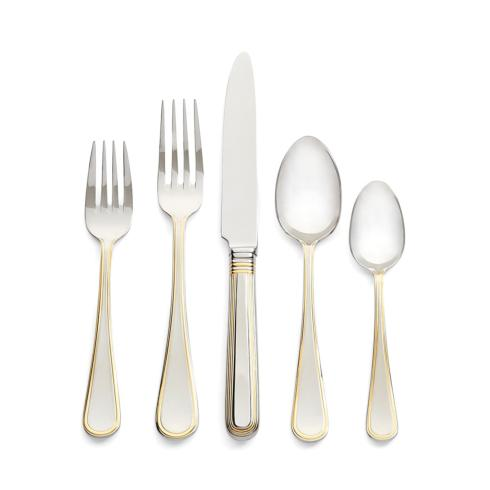 Ricci  ASCOT GP 5PC FLATWARE $85.00