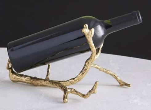 GOLD TWIG WINE HOLDER