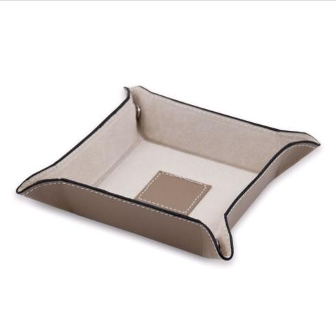 $34.00 TAUPE CHANGE/VALET TRAY