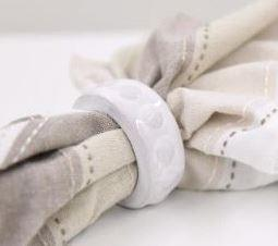 WHITEWASH NAPKIN RING collection with 1 products