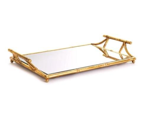 MIRROR TRAY WITH HANDLE DAPHNE collection with 1 products