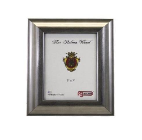 $60.00 Silver Thick Frame - 8x10