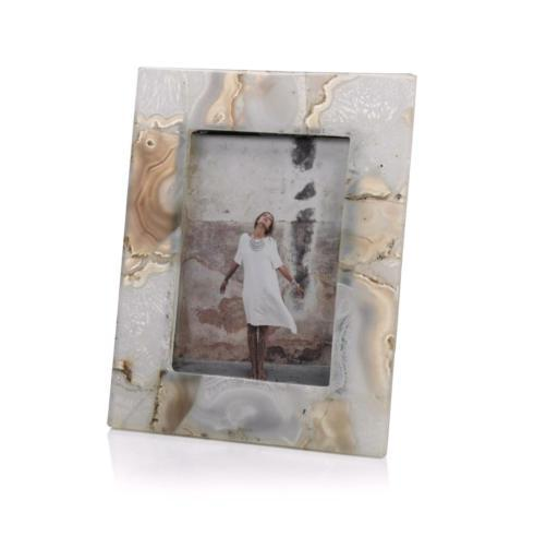 Bailey's Exclusives  Bailey's Fine Jewelry 5X7 PRETO AGATE FRAME $85.00