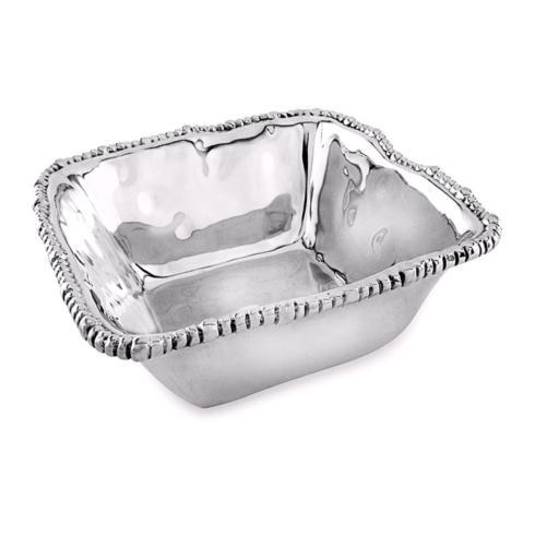 Bailey's Exclusives  Bailey's Fine Jewelry Med Sq Bowl Org Pearl Nova $144.00