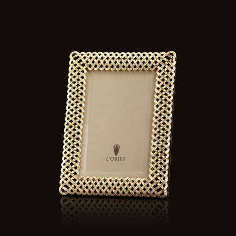 $175.00 5x7 Gold Braid Frame