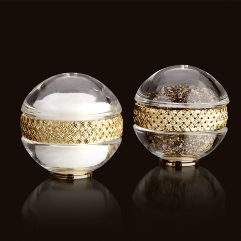 $135.00 Salt & Pepper Set