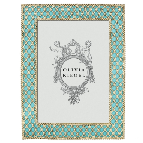 $275.00 Turquoise Susie Frame - 8x10