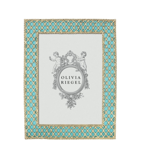 Turquoise Susie Frame - 5x7 collection with 1 products