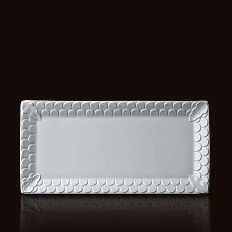 L'Objet  Aegean Rectangular Platter $160.00