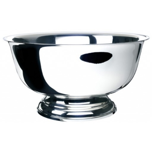 $149.00 Pewter Revere Bowl, 9""