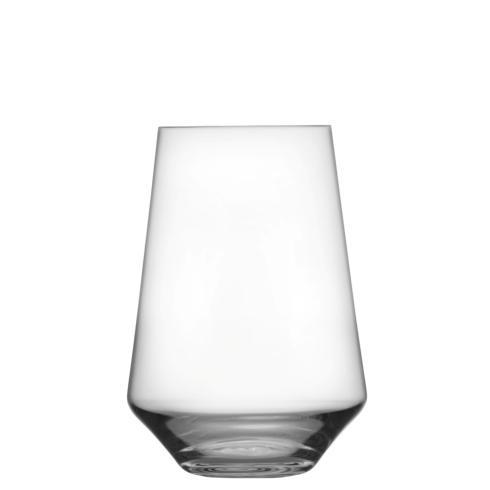 Pure Bordeaux stemless glasses s/6 collection with 1 products