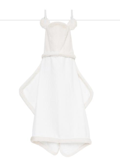 $49.00 Luxe Hooded Towel Cream