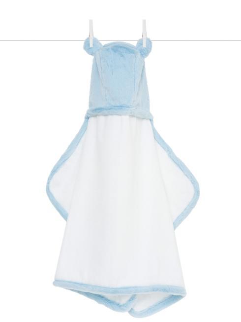 Little Giraffe   Luxe Hooded Towel Blue $49.00