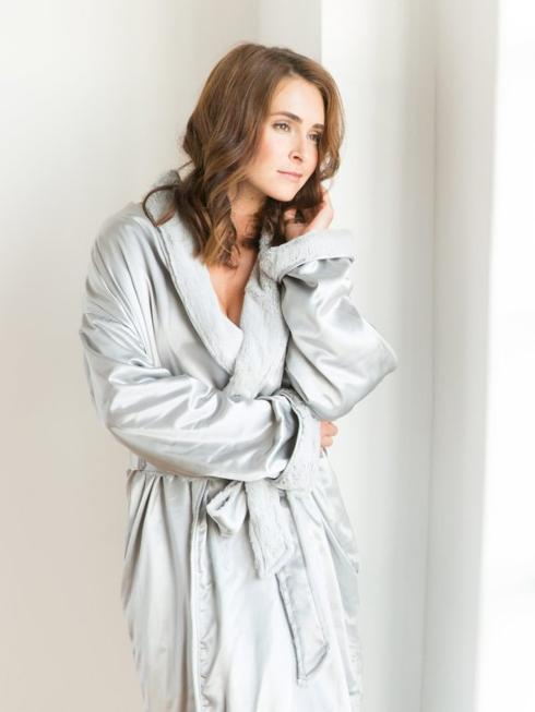 $198.00 Luxe Satin Robe