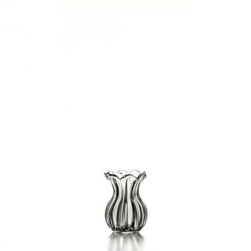 Simon Pearce   Chelsea Optic Posey Vase $85.00