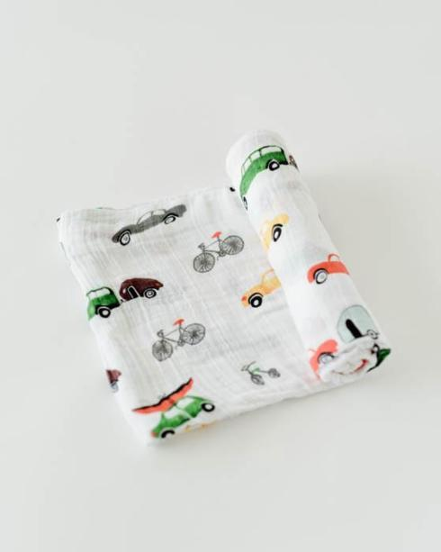 $16.00 Traffic Jam Swaddle