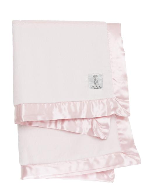 Luxe Baby Blanket Pink collection with 1 products