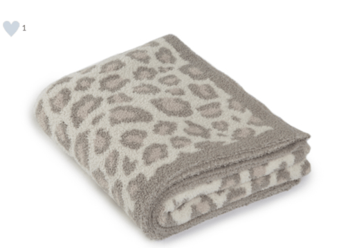 $136.00 Safari throw cream multi