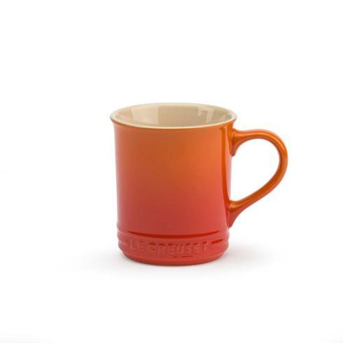 Le Creuset   Le Creuset Mug- Flame $15.00