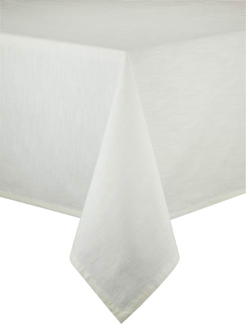 Bodrum  Brussels White Tablecloth $53.99