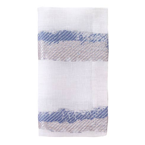 "$90.00 Ice Blue 21"" Napkin - Pack of 4"