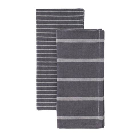 Bodrum  Café Navy Set of 4 Napkins - Pack of 2 $52.99