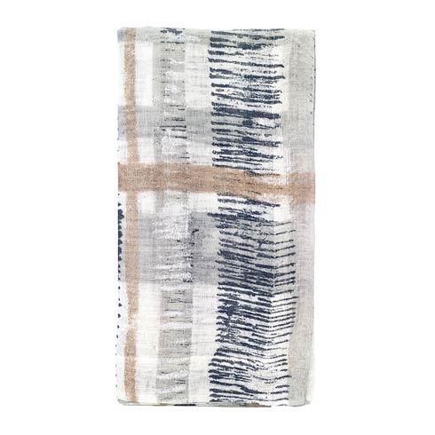 "Bodrum  Contempo Gray Gold 22"" Napkin - Pack of 4 $90.00"