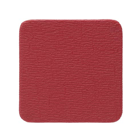 $34.00 Red Square Coaster - Set of 4