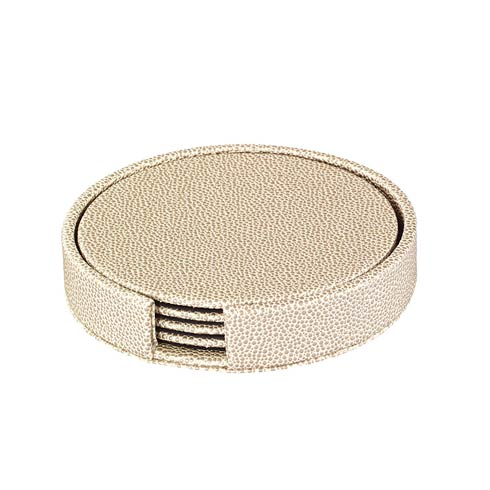 $49.50 Pearl Rd Boxed Coaster Set of 4