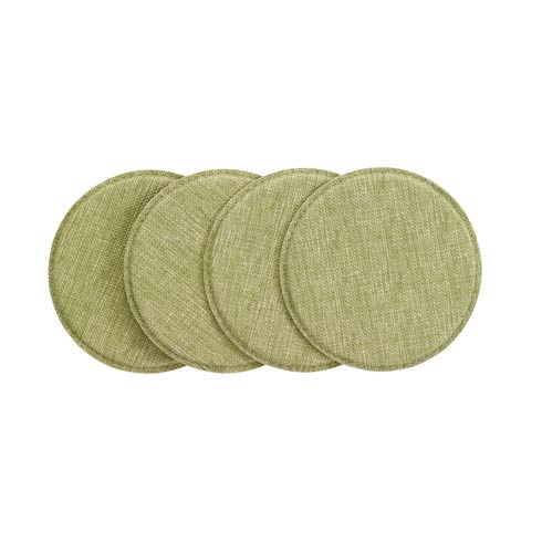$15.99 Fern Round Coaster Set of 4
