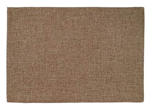 Bodrum  Twill Tobacco Coated Mat - Pack of 6 $95.00