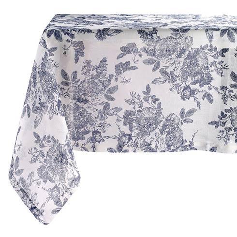 Navy Tablecloth