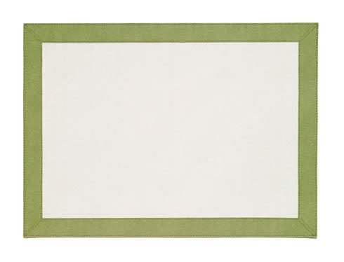 Bodrum  Bordino White Willow Rectangular Mat - Pack of 6 $101.99