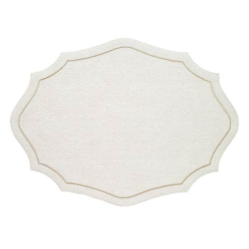 $114.99 White Tan Mats - Pack of 4