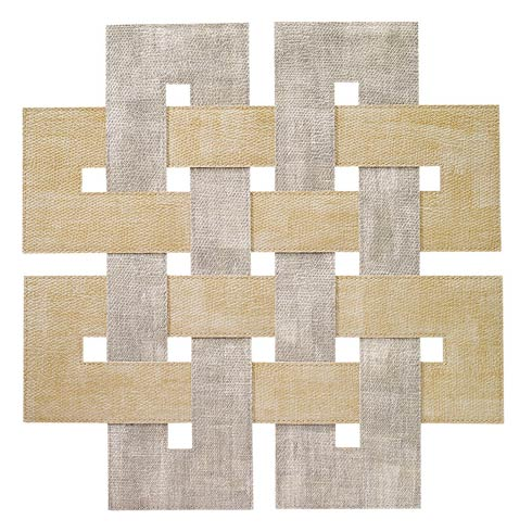 $117.00 Gold/Birch Placemat - Pack of 4