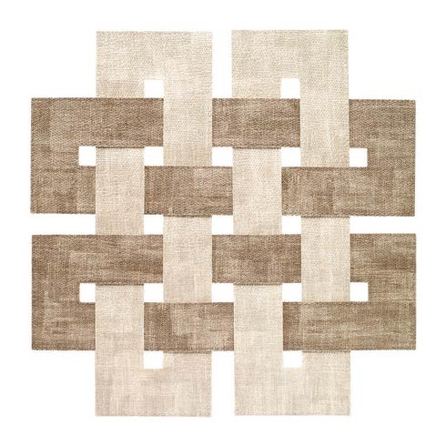 Bodrum  Celtic Sand Birch Mats - Pack of 4 $108.00