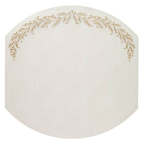 White Gold Mats - Pack of 4